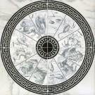 Intercerama - Alon ПН 39 071 панно напольное