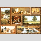 Intercerama - Grani Д 74 031 плитка декоративная
