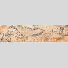 Woodline БН 129 021-1 бордюр напольный