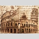 Atem - Esta Colosseum панно