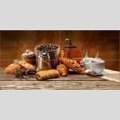 Березакерамика - Брик кофе, панно