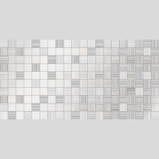 Декор День Пиксел белый - плитка для стен