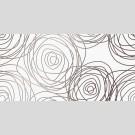 Березакерамика - Декор День белый, плитка для стен