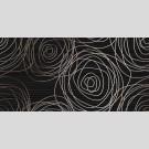 Березакерамика - Декор Ночь черный, плитка для стен