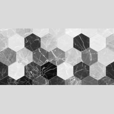 Декор Дайкири микс - плитка для стен