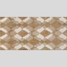 Березакерамика - Декор Флоренция коричневый, плитка для стен