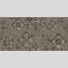 Березакерамика - Декор Измир коричневый, плитка для стен