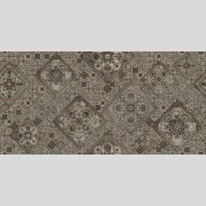 Декор Измир коричневый - плитка для стен