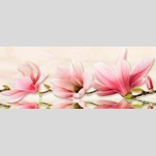 Декор Мираж серо-розовый - плитка для стен