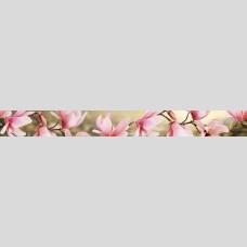 Фриз Мираж серо-розовый - плитка для стен