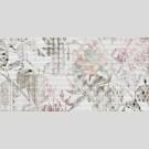 Березакерамика - Скарлетт 3 светло серый, декор