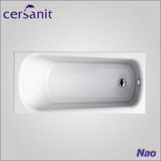 CERSANIT NAO 150 - ванна акриловая прямоугольная с ножками.