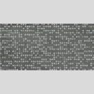 Cersanit - Normandie graphite inserto, плитка декоративная