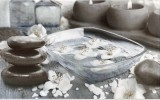 Cersanit - Olivia blue spa 2 декор