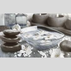 Olivia blue spa 2 - декор