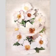 Rensoria flower декор-панно