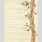 Cersanit - Salice flower B декор