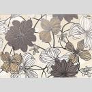 Domino - Opium flower декор