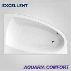 AQUARIA COMFORT WAEX.AQP15WH - ванна угловая правая