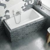 Excellent - коллекция акриловых ванн AVA SIDE