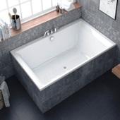 Excellent - коллекция акриловых ванн CROWN