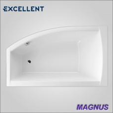 MAGNUS WAEX.MGL15WH - ванна угловая левая
