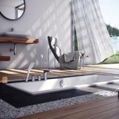 Excellent - коллекция акриловых ванн PRYZMAT SLIM