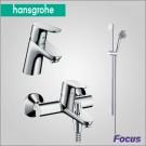 Hansgrohe Focus Comfort Set набор смесителей