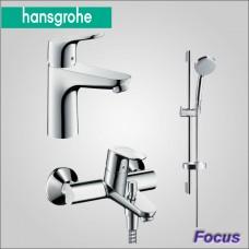Focus набор смесителей для ванны