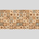 Golden Tile - Country Wood 2ВБ311 декор