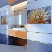 Golden Tile - Fiori