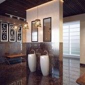 Golden Tile - Lorenzo Modern