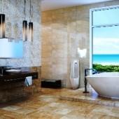 Golden Tile - Sea Breeze