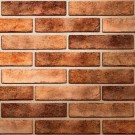 Golden Tile - BrickStyle Seven Tones orange керамогранит