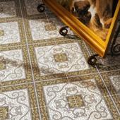 Golden Tile - Византия