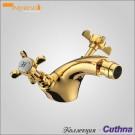 Imprese CUTHNA zlato 40280 смеситель для биде