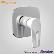 BRECLAV VR-15245WZ - смеситель для душа скрытого монтажа
