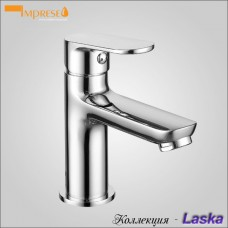 LASKA 05040 (35) - смеситель для раковины