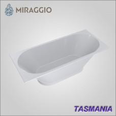 Miraggio TASMANIA - ванна из литого мрамора, отдельно стоящая.
