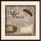 Monopole - COFFEE TIME BROWN B декор