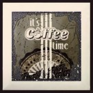 Monopole - COFFEE TIME BROWN C декор