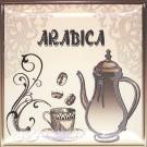 Monopole - MOCA ARABICA декор