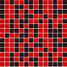 Mozaika - Composite Rosso