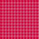 Mozaika - Metallic Rosso