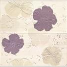 Opoczno - Alta cream Flower панно