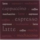Opoczno - Aplauz Espresso декор в ассортименте
