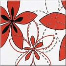Opoczno - Aplauz Flower декор в ассортименте