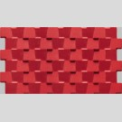 Reallonda - Kubik rojo плитка для стен