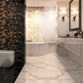 Golden Tile - Saint Laurent