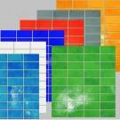 Tubadzin - Majolika rectangle мозаика в ассортименте